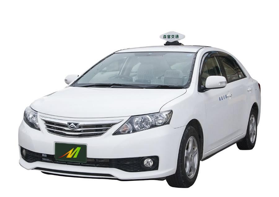 4人乗り/5人乗りタクシー(普通車料金)
